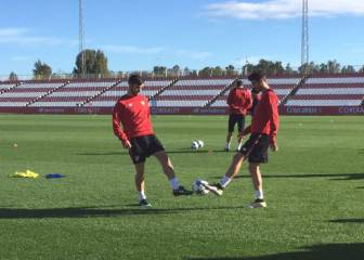 Sampaoli recupera a Escudero y mima a Mariano y Nasri