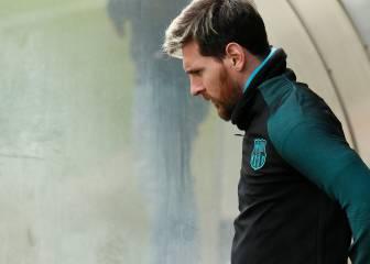 Confirmado: Messi será titular en su caza a Cristiano Ronaldo
