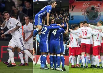 10 conclusiones tras la jornada de fútbol en las ligas europeas