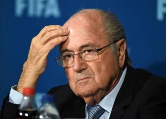 El TAS mantiene la sanción de seis años a Joseph Blatter