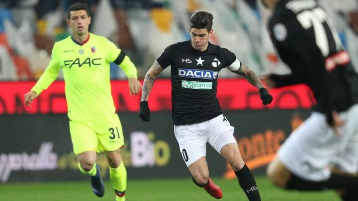 Chievo y Genoa, empate a nada; Danilo impulsa al Udinese
