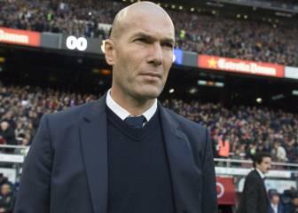 Zidane está a un partido del récord de Leo Beenhakker