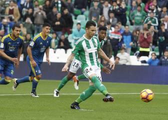 Víctor ya se agarra a la eficacia de Rubén Castro