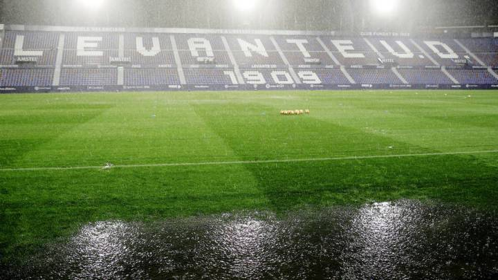 El Levante-Rayo se jugará el 14-D; los madrileños, disconformes