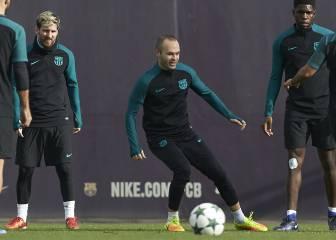 Messi quiere el récord de Cristiano en la fase de grupos