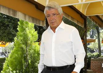 Cerezo: 'Simeone tiene contrato largo y no estamos preocupados'