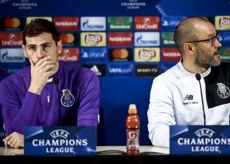 Slimani amenaza a Casillas y el pase a octavos del Oporto