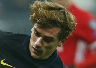 Uno por uno del Atlético: Griezmann sigue desconectado