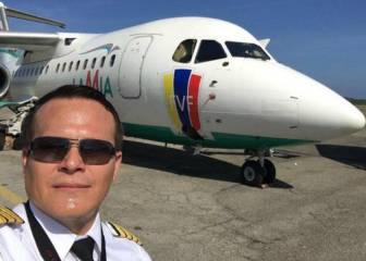 Chapeocoense plane pilot Miguel Quiroga was wanted for arrest: Bolivian government