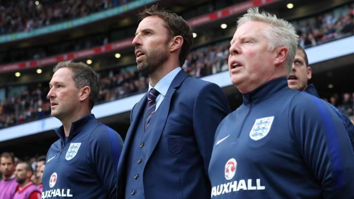 La FA prescinde de Sammy Lee, ayudante en la selección inglesa