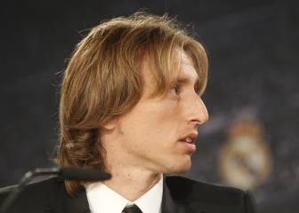 El Mundo: Modric desvió sus ingresos de imagen a Luxemburgo
