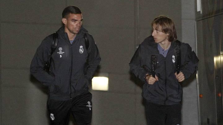 Pepe jugador del Real Madrid: \