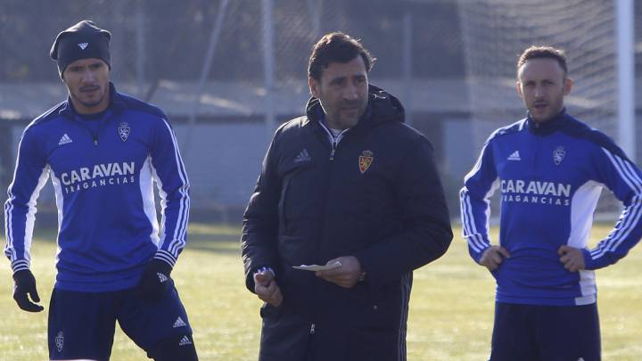 Marcelo Silva y Javi Ros reaparecerán frente al Oviedo
