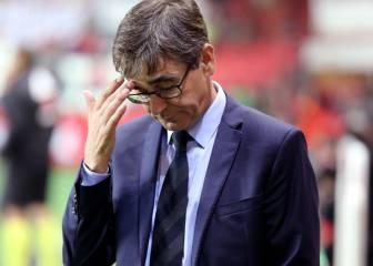 Fernando Vázquez, destituido como entrenador del Mallorca