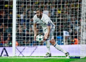 Real Madrid-Borussia en imágenes