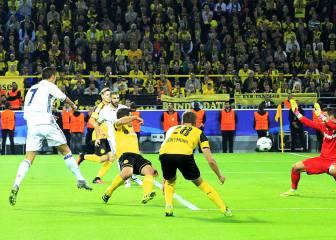 Cristiano Ronaldo: cuarto intento de su gol 100 en Europa