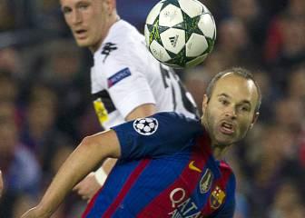 En pleno debate del estilo, el Barça rebasó los mil pases
