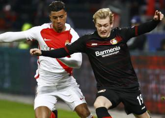 El Bayer Leverkusen respira tras golear al Mónaco