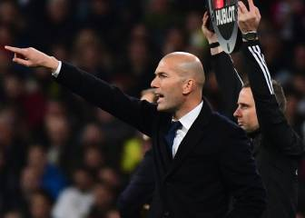 Juventus, the team Zidane is hoping to avoid in the draw