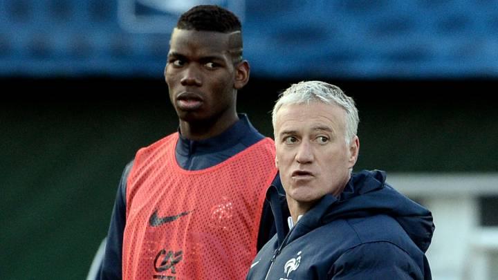 Didier deschamps cree que Paul Pogba no será nunca Balón de Oro.