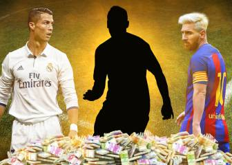 El jugador mejor pagado del mundo no es Cristiano ni Messi
