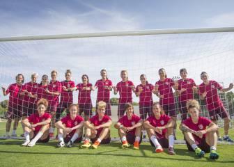 El Calderón se prepara para recibir al Atlético Femenino
