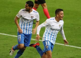 Málaga Cesarini: 12 puntos en los 15 minutos finales