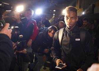 Musonda sigue en Londres y lo probable es que ya no regrese
