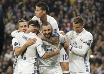 El Madrid, la bomba del bombo