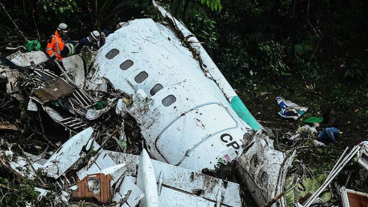 La Fiscalía de Bolivia confisca dos aviones de LaMia