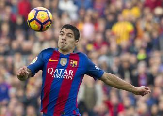 Bartomeu anuncia la renovación de Luis Suárez hasta 2022