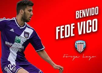 El Lugo ficha a Fede Vico