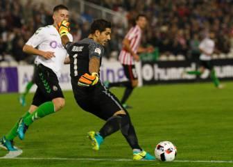 Gorka Iraizoz vuelve cuatro años después a Europa League