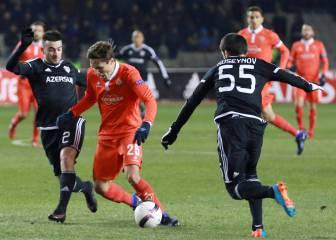 La Fiorentina sella su pase; Braga y Southampton se quedan fuera