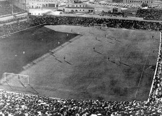 El histórico Estadio Metropolitano en imágenes