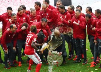 Los 12 campeones de las Ligas europeas en 2016
