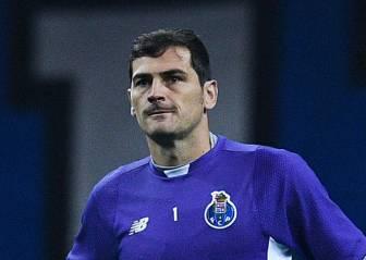 Iker Casillas quiere su victoria 100 en esta Champions League