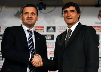 9-D: Juande Ramos, nuevo técnico del Real Madrid (2008)