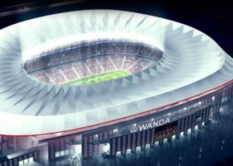 El nuevo estadio del Atleti tiene nombre: Wanda Metropolitano