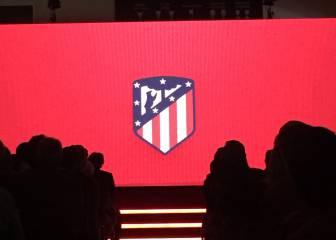 Otra sorpresa más: el Atlético también cambia su escudo