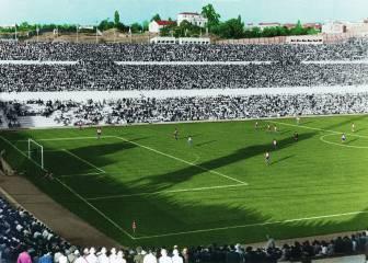 El Metropolitano: casa del Atlético desde 1920 hasta 1966