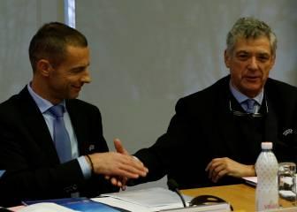 Villar se acerca al CSD y sugerirá a su Junta el 21 de diciembre pedir la excepción