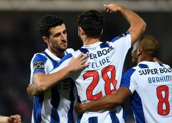 El Oporto reafirma su buen momento con otra goleada