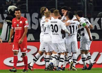 El Borussia Monchengladbach se reencuentra con la victoria
