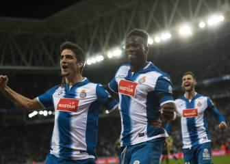 Caicedo y Baptistao deciden y el Espanyol ya mira a Europa