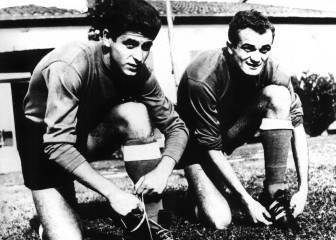 Mazzola y Rivera, Orden del Mérito el mismo día (1971)