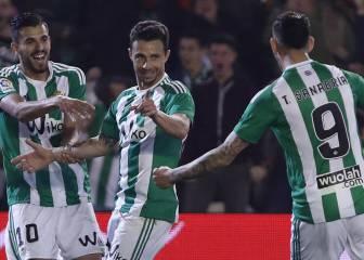 Rubén Castro suma 140 goles y 'adelanta' a Alfonso