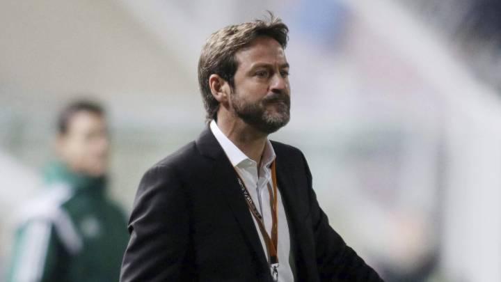 El entrenador del APOEL Nicosia, Thomas Cristiansen.