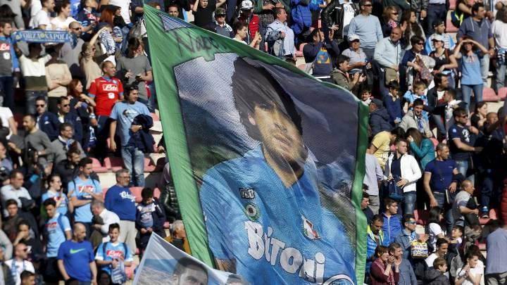 Nápoles calienta la Champions: \