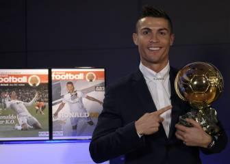 Cristiano, el más buscado de los candidatos al Balón de Oro